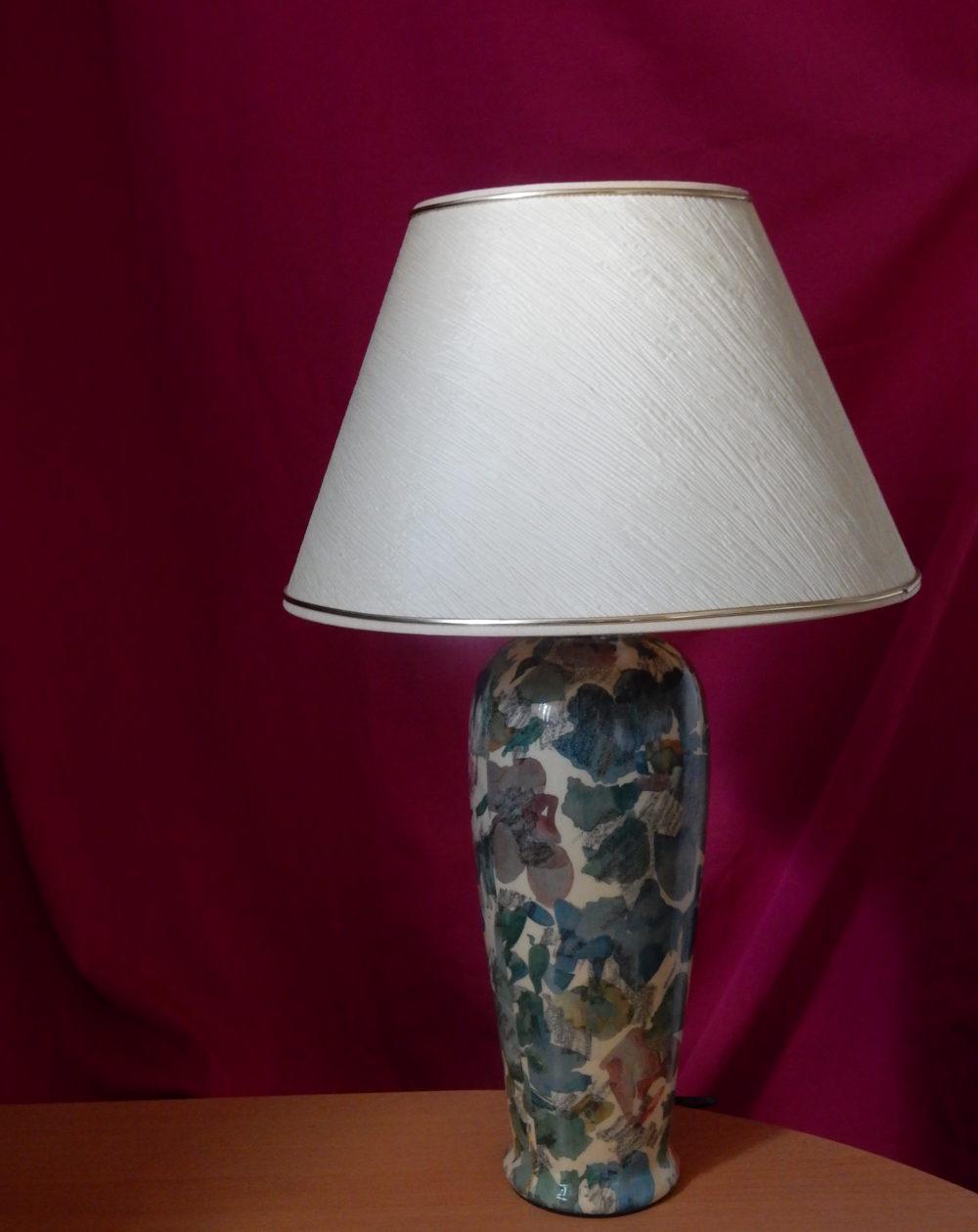 Alizarine Création lampe de style