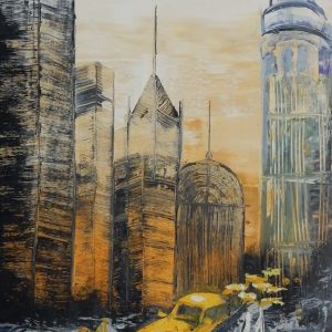 newyork ambiance ocre