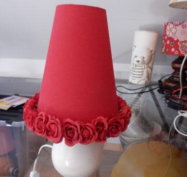 lampe tenue gala