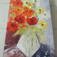 vase anguleux